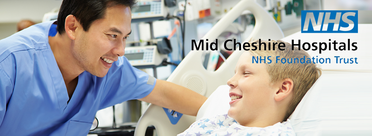 Video interviews for Paediatric nurses to join Mid Cheshire Hospitals NHS Foundation Trust (MCHFT)