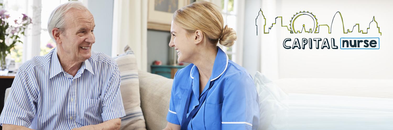 Video interviews for Community nurses