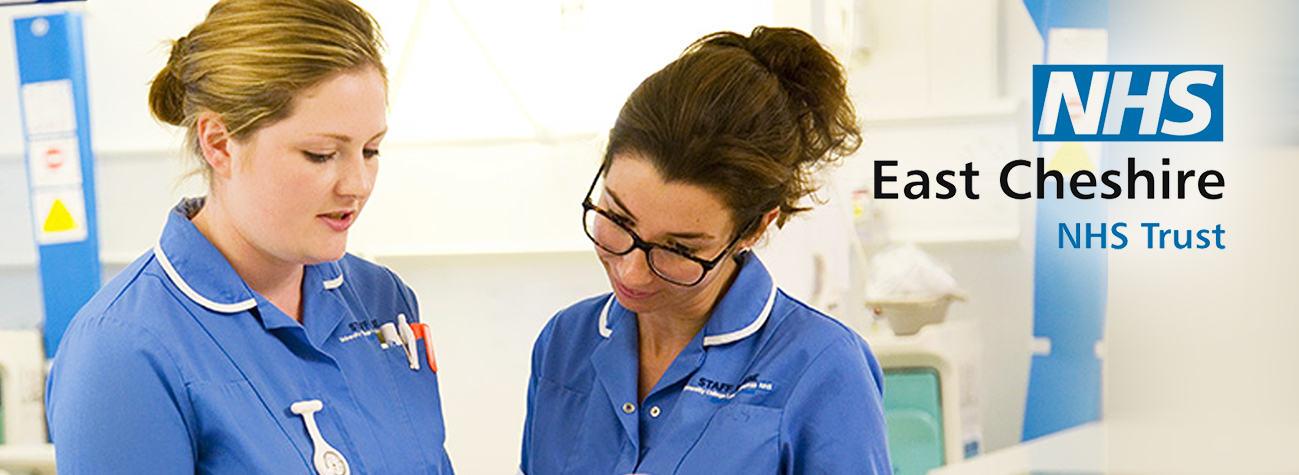 Video interviews for Medical/Surgical nurses – East Cheshire Hospitals NHS Foundation Trust (ECH)