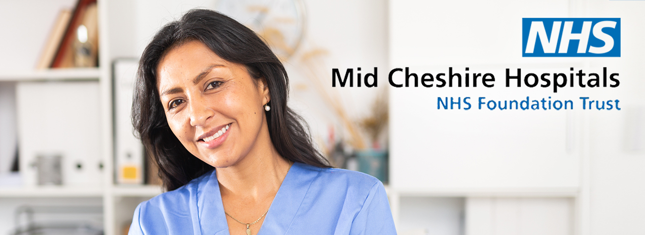 Video interviews for Medical/Surgical nurses to join Mid Cheshire Hospitals NHS Foundation Trust (MCHFT)